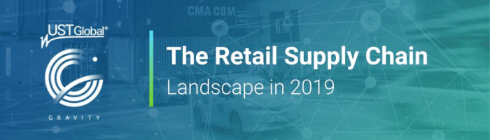 The Retail Supply Chain Landscape 2019 Banner